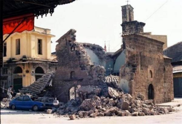 Σεισμός: 13 Σεπτεμβρίου 1986 – Η ημέρα που ο Εγκέλαδος κατέστρεψε ...