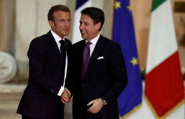 ΕΕ: Κοινό μέτωπο Γαλλίας–Ιταλίας ταράζει τα νερά στο μεταναστευτικό!