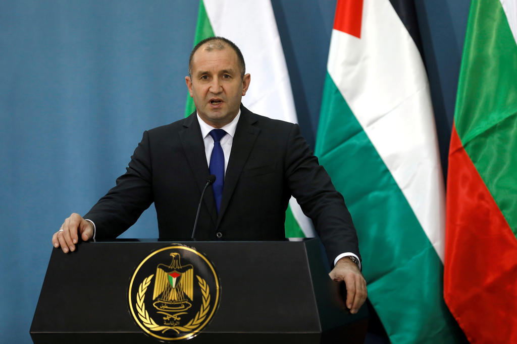 Ο πρόεδρος της Βουλγαρίας απειλεί με βέτο την ένταξη της Βόρειας Μακεδονίας στην ΕΕ