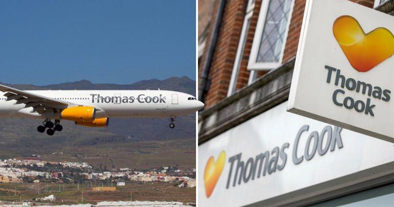 Στα πρόθυρα κατάρρευσης η Thomas Cook· στον αέρα 22.000 εργαζόμενοι!