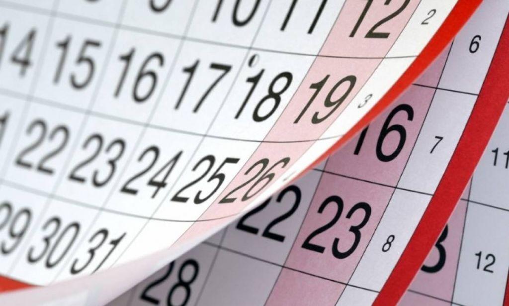 Αργίες 2020: Δείτε τα τριήμερα της χρονιάς που έρχεται!