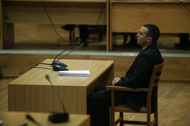 Δίκη Χρυσής Αυγής : «Δεν έχουμε καμιά σχέση με τη δολοφονία Φύσσα» δηλώνει ο Κασιδιάρης
