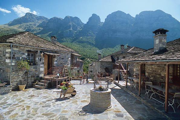 Το CNN επέλεξε τα πιο όμορφα χωριά της Ελλάδας! (Εικόνες)