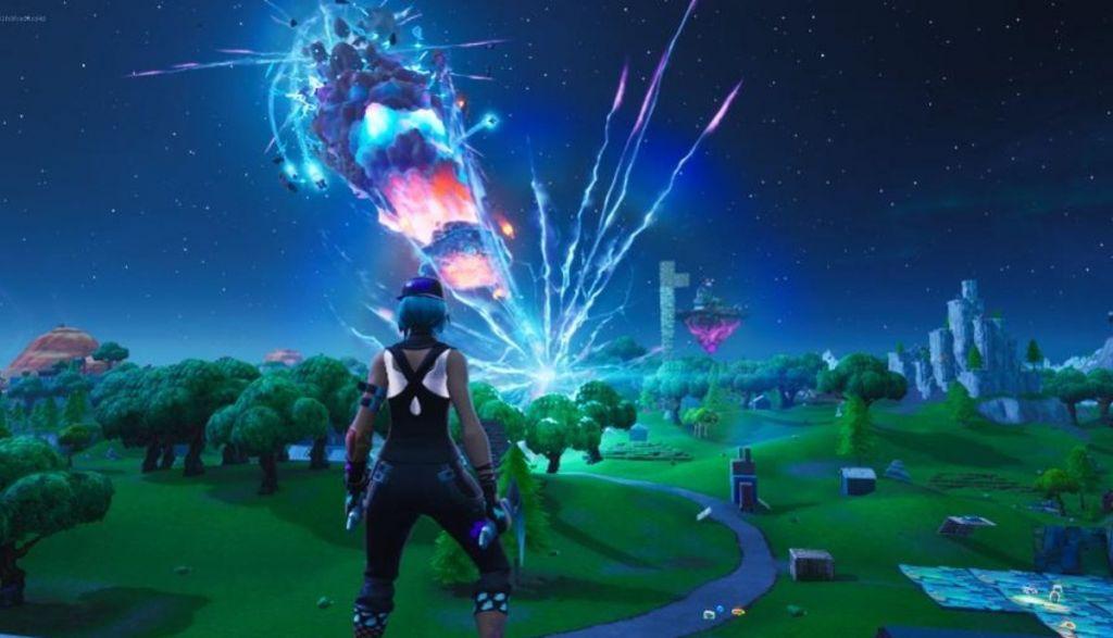 Fortnite : «Έπεσε» το δημοφιλές video game