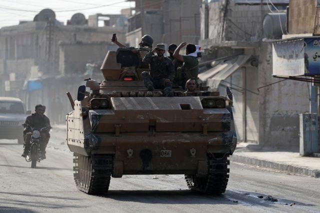 Συρία: Συμμαχία Άσαντ-Κούρδων – Απειλείται γενικευμένη σύρραξη | in.gr
