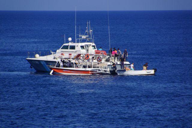 Μεσσηνία : Εντοπίστηκε ιστιοφόρο σκάφος με περίπου 60 πρόσφυγες