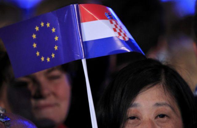Κομισιόν : Έτοιμη για τη ζώνη Σένγκεν η Κροατία