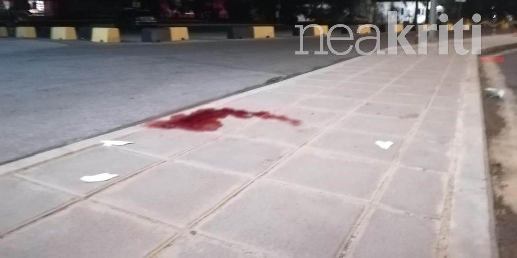 Ηράκλειο: Άγρια δολοφονία στη μέση του δρόμου· τον μαχαίρωσε η πρώην σύζυγός του!