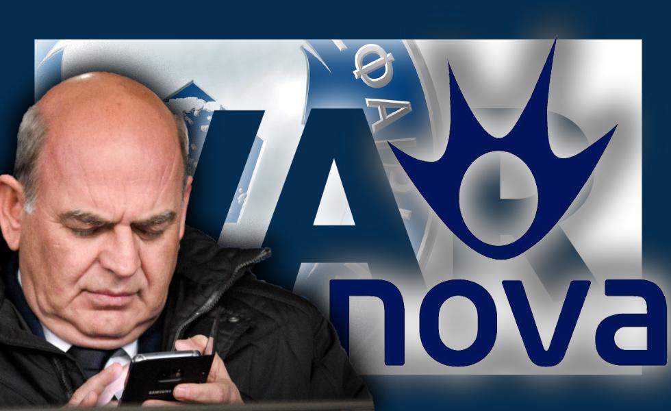 NOVA: Νέα επιστολή στην ΕΠΟ που ζητάει πλήρη απεμπλοκή από το VAR