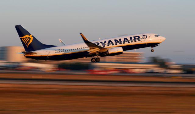 Ryanair : 14 νέα δρομολόγια και… δυσφορία για τις χρεώσεις – Βολές κατά Fraport | in.gr