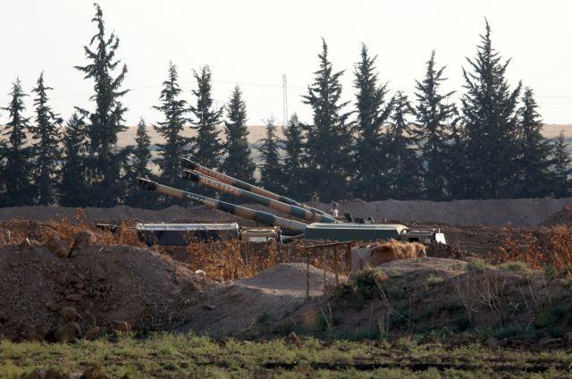 Ξεκινά η εισβολή των Τούρκων στη Συρία – Τι λέει συνεργάτης του Ερντογάν | in.gr