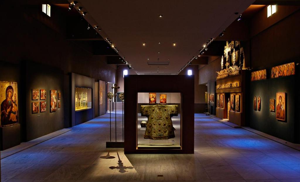 Βυζαντινό Μουσείο Θεσσαλονίκης : Η σχέση ανάμεσα στο χθες και στο σήμερα | in.gr