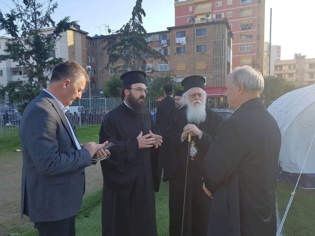 Αρχιεπίσκοπος Αλβανίας Αναστάσιος : Η Εκκλησία θα στηρίξει τους σεισμοπαθείς