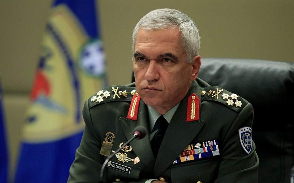 Κωσταράκος : Εξοπλιστικές προτεραιότητες στηριγμένες στην Εθνική αμυντική βιομηχανία