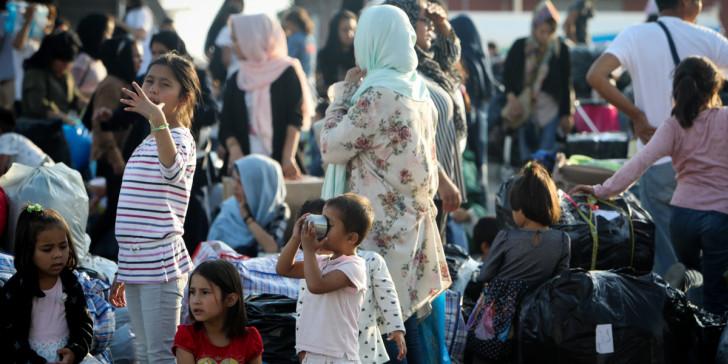 Προσφυγικό: Οι πρώτες αποφάσεις για την μετεγκατάσταση στην ενδοχώρα