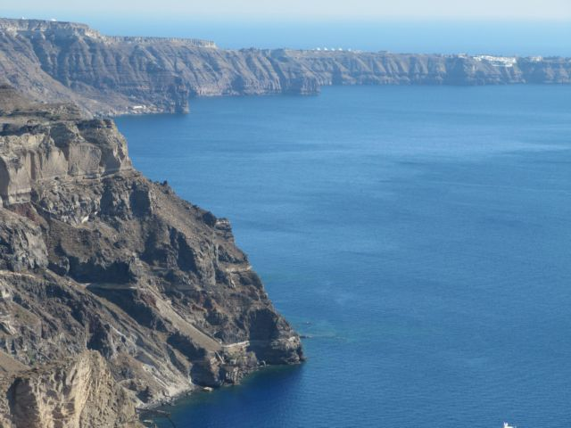 Σαντορίνη : Μοναδικά ευρήματα από την αποστολή της NASA στο ηφαίστειο