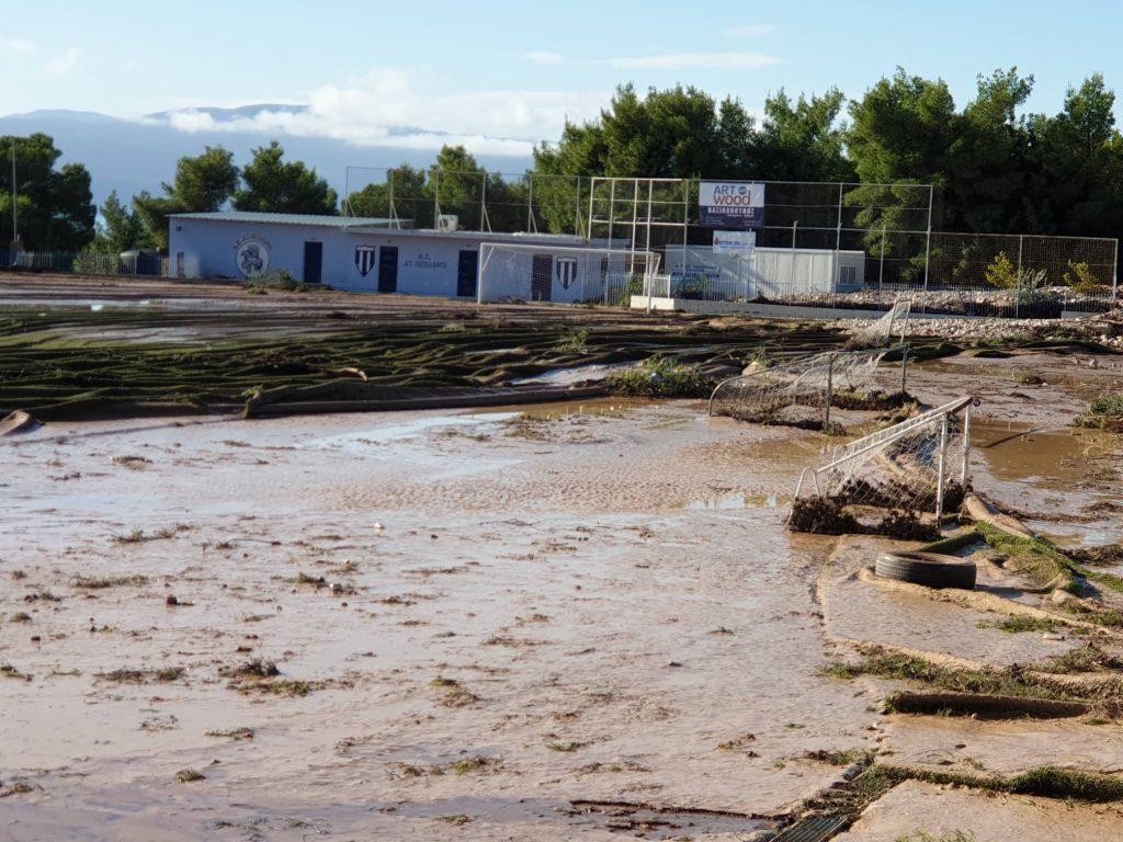 Κακοκαιρία «Γηρυόνης» : Γιατί καταστράφηκε η Κινέτα – Για αυτοψία στην περιοχή ο Ευ. Λέκκας