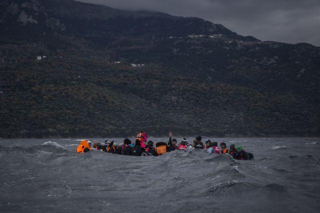 Προσφυγικό : Έφτασαν σχεδόν 2.800 άτομα σε μία εβδομάδα στα νησιά
