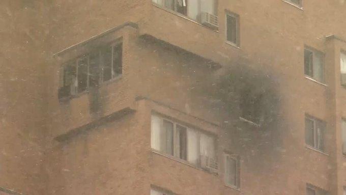 ΗΠΑ: Φονική πυρκαγιά σε ουρανοξύστη στη Μινεάπολη
