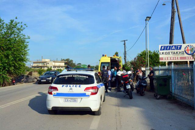 Κρήτη : Θανατηφόρο τροχαίο στον κόμβο της Σταλίδας στο Ηράκλειο