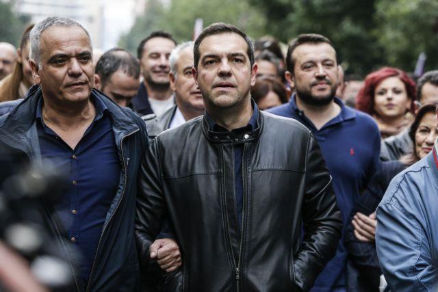 ΝΔ : Ο Τσίπρας καπηλεύεται την διαδήλωση για το Πολυτεχνείο