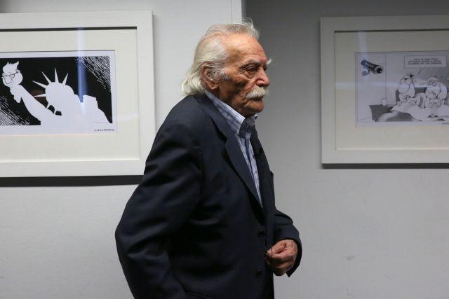 Προκόπης Παυλόπουλος: Επισκέφθηκε τον Μανώλη Γλέζο