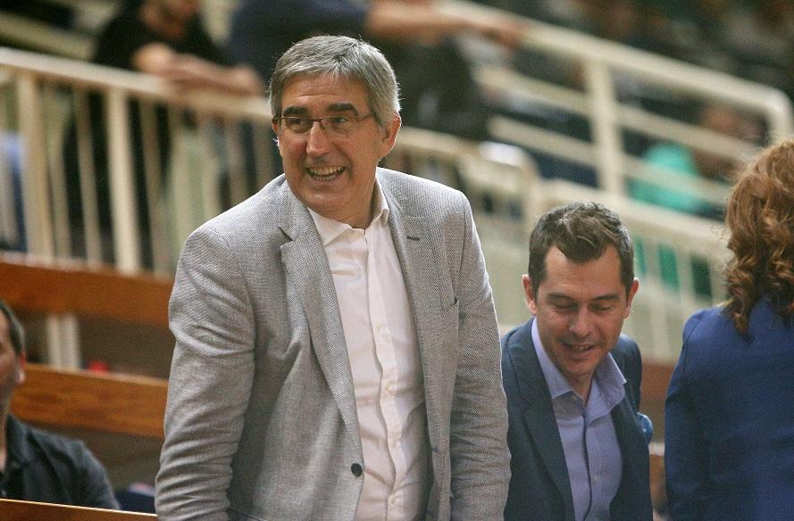 Μπερτομέου: «Είμαστε ανοιχτοί σε συζητήσεις με τη FIBA»