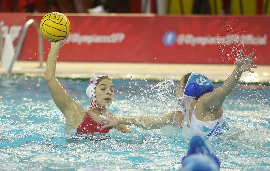 Ολυμπιακός- Εθνικός 15-3