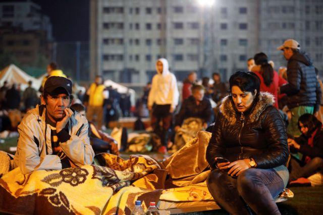 Σεισμός στην Αλβανία: Μάχη στο σκοτάδι για τον εντοπισμό αγνοουμένων – Αυξάνονται οι νεκροί