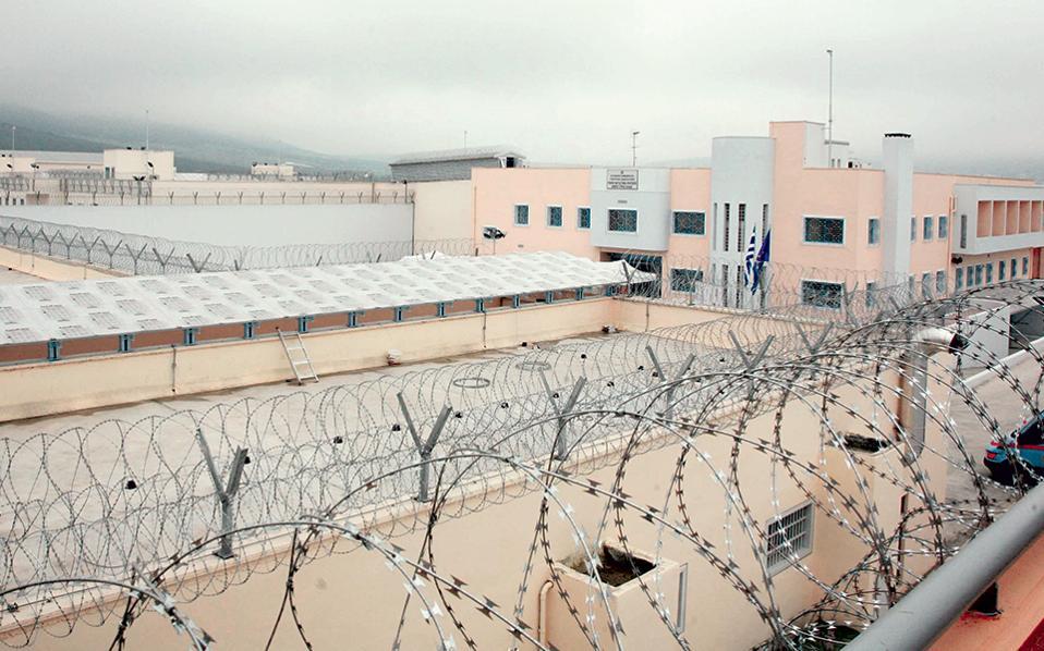Δομοκός : Άγρια συμπλοκή στις φυλακές με τραυματίες