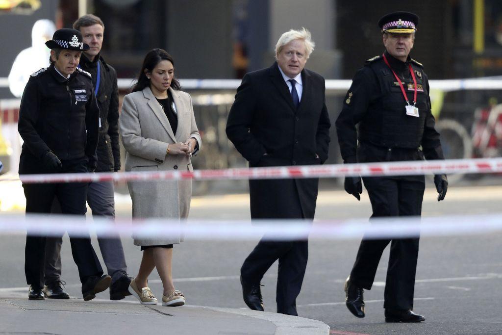 Λονδίνο: Στο σημείο της φονικής επίθεσης ο Μπόρις Τζόνσον