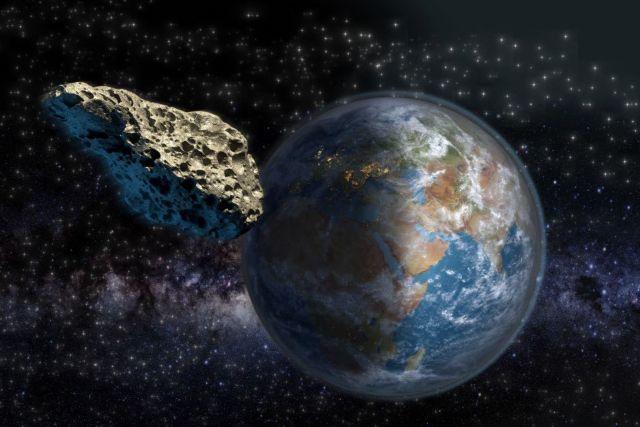 NASA Alert : Πότε θα χτυπήσει τη Γη ο τεράστιος αστεροειδής