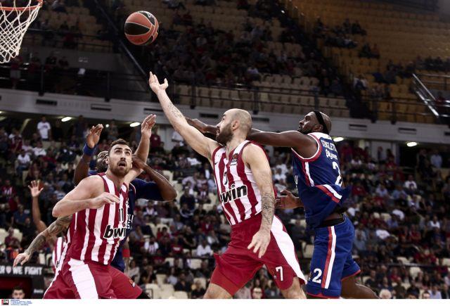 Ολυμπιακός : Θέλει νίκη επί της Αρμάνι Μιλάνο