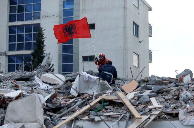 Σεισμός στην Αλβανία : Στους 49 οι νεκροί