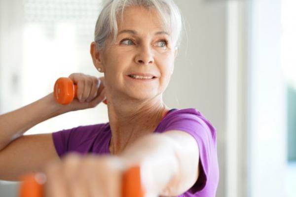 Kαρκίνος μαστού : Τα οφέλη που κρύβει η γυμναστική
