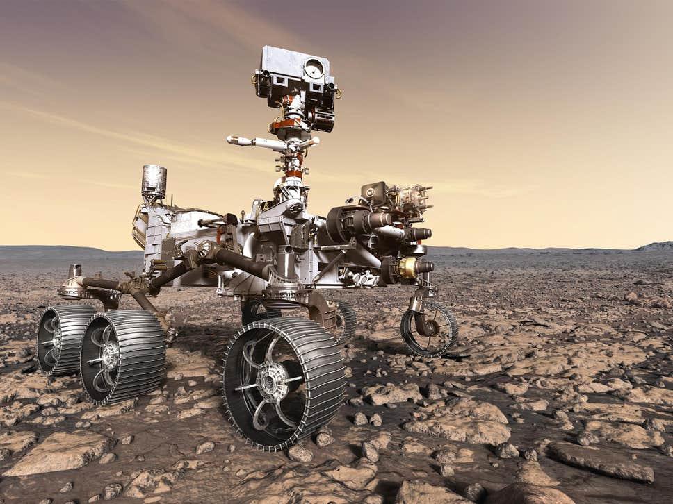 Τα πρώτα δείγματα πετρωμάτων από τον Αρη φέρνουν NASA και ESA