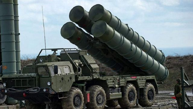 Αρχισαν οι δοκιμές για τους S-400 στην Τουρκία