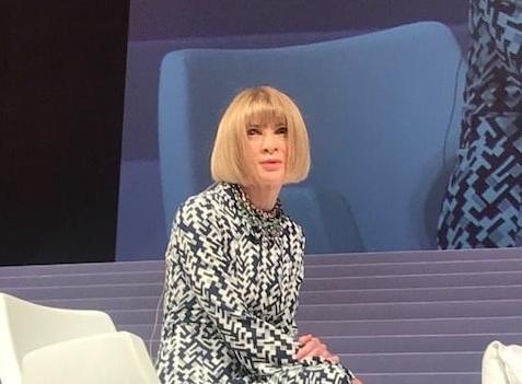 Είναι γεγονός : Η Αννα Γουίντουρ για πρώτη φορά στην Αθήνα – Όλα όσα έγιναν