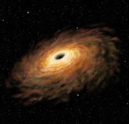 Ιάπωνες ερευνητές θεωρούν πιθανόν να βρίσκεται ένας πλανήτης σε τροχιά γύρω από μια μαύρη τρύπα