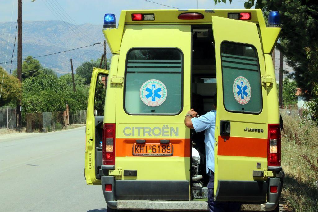 Τροχαίο στα Χανιά : Αυτοκίνητο συγκρούστηκε με φορτηγό – Νεκρός ο οδηγός