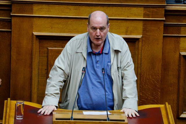 Φίλης : Ατελής η πρόταση ΣΥΡΙΖΑ για τις σχέσεις κράτους – εκκλησίας