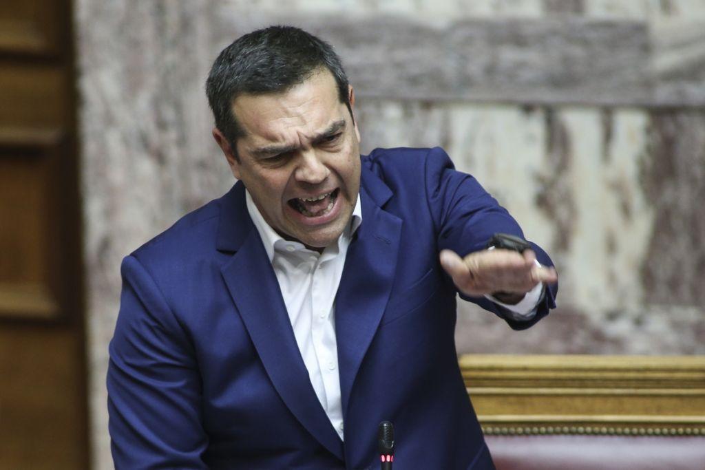 Κύριε Τσίπρα, η Βουλή δεν είναι πεζοδρόμιο…