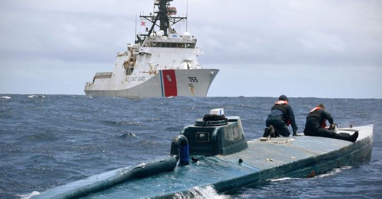 Θρίλερ με υποβρύχιο στην Ισπανία : Πιστεύουν ότι μεταφέρει 3 τόνους κοκαΐνης