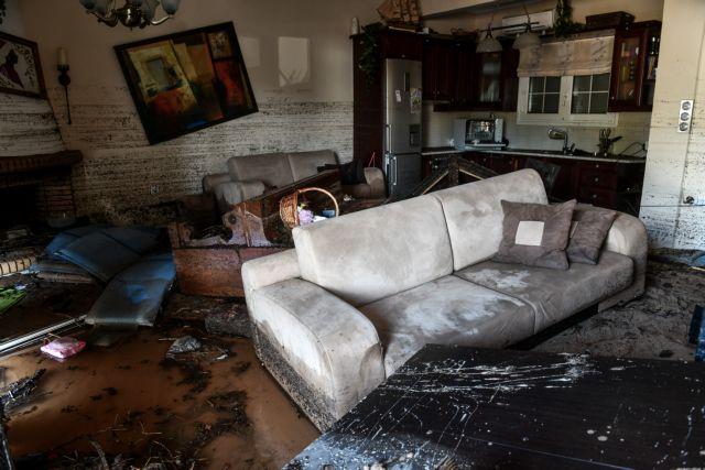 Κινέτα : Ζημιές σε περισσότερα από 300 σπίτια από την κακοκαιρία