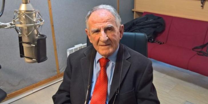 «Η επίθεση εξυπηρετεί προσωπικές φιλοδοξίες» -Η απάντηση του 80χρονου διοικητή νοσοκομείου Καρδίτσας