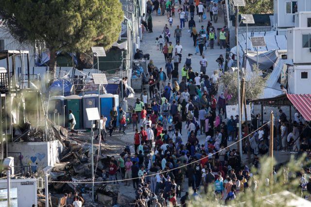 Νεκρός 35χρονος μετανάστης στο Κέντρο Υποδοχής της Μόριας