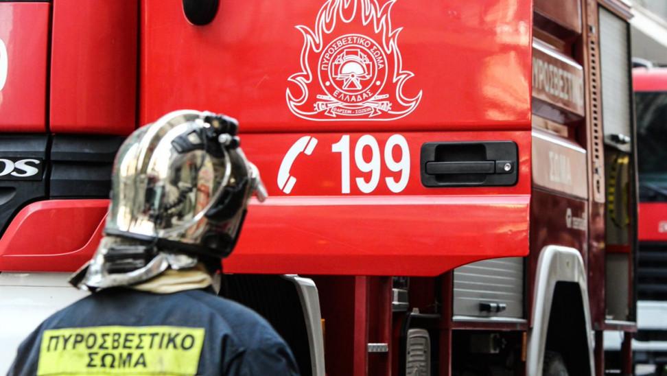 Ζωγράφου : Γυναίκα κάηκε από φωτιά που ξέσπασε σε πολυκατοικία