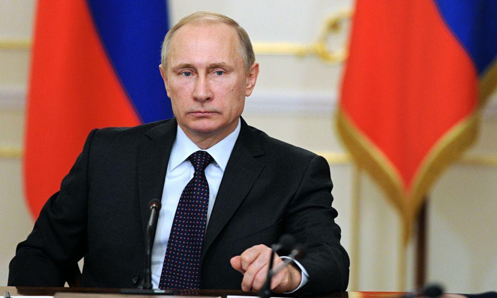 Πούτιν : Έτοιμος για συνομιλίες με τις ΗΠΑ, ελπίζω ο Τραμπ να έρθει στη Μόσχα