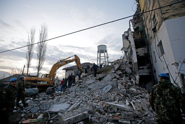 Σεισμός στην Αλβανία : Είκοσι λεπτά μετά γεννήθηκαν δίδυμα