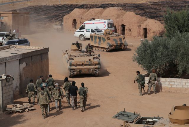 Δύο τούρκοι στρατιώτες νεκροί μετά από επίθεση κοντά στα σύνορα με τη Συρία